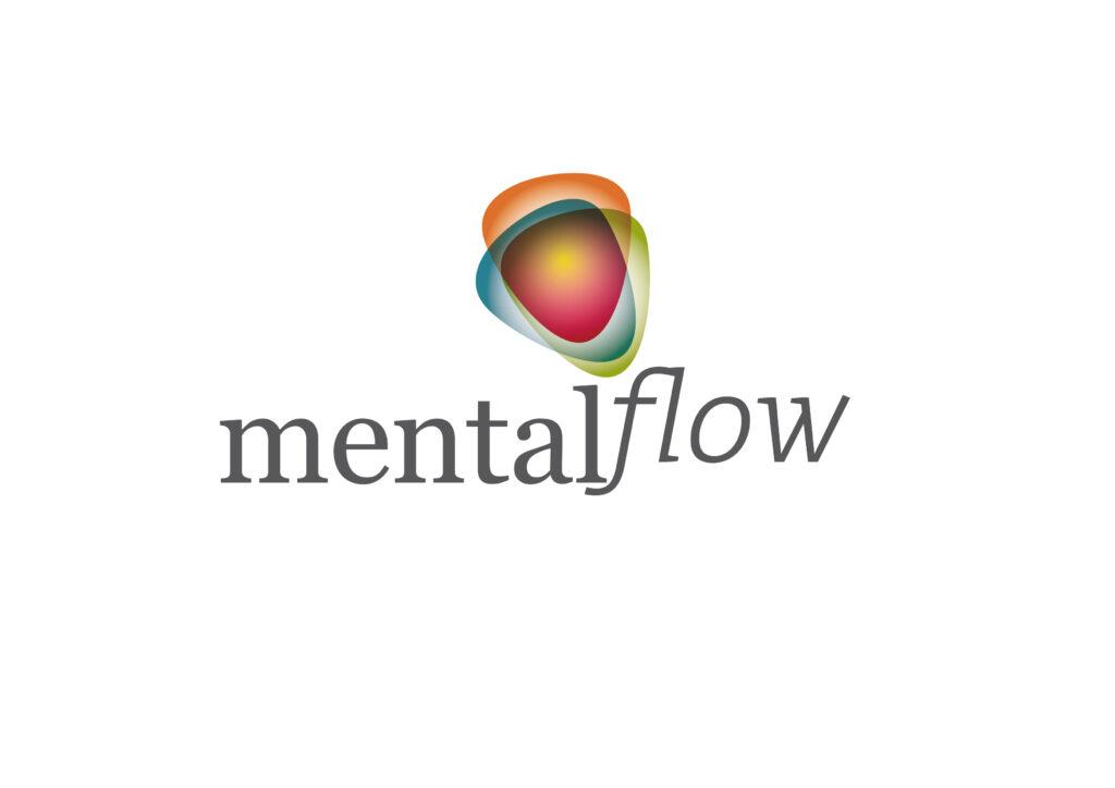 Logo mentalflow druck